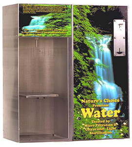 Model 4000 Water Vending Machine