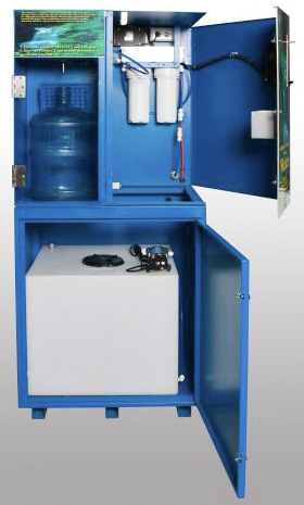 Chemfree Systems, Inc Purified Water Vending Machines | Drinking